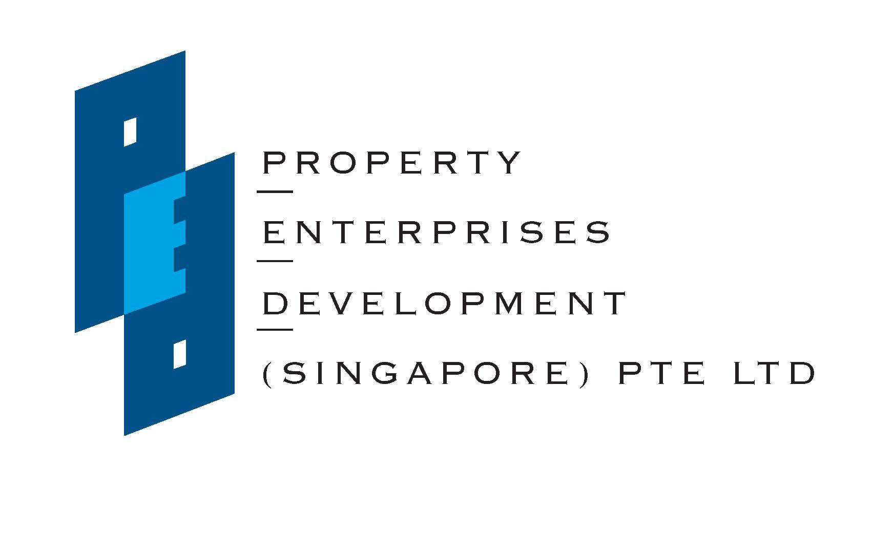 Logo of PROPERTY ENTERPRISES DEVELOPMENT (SINGAPORE) PTE LTD hiring for jobs in Singapore on GrabJobs